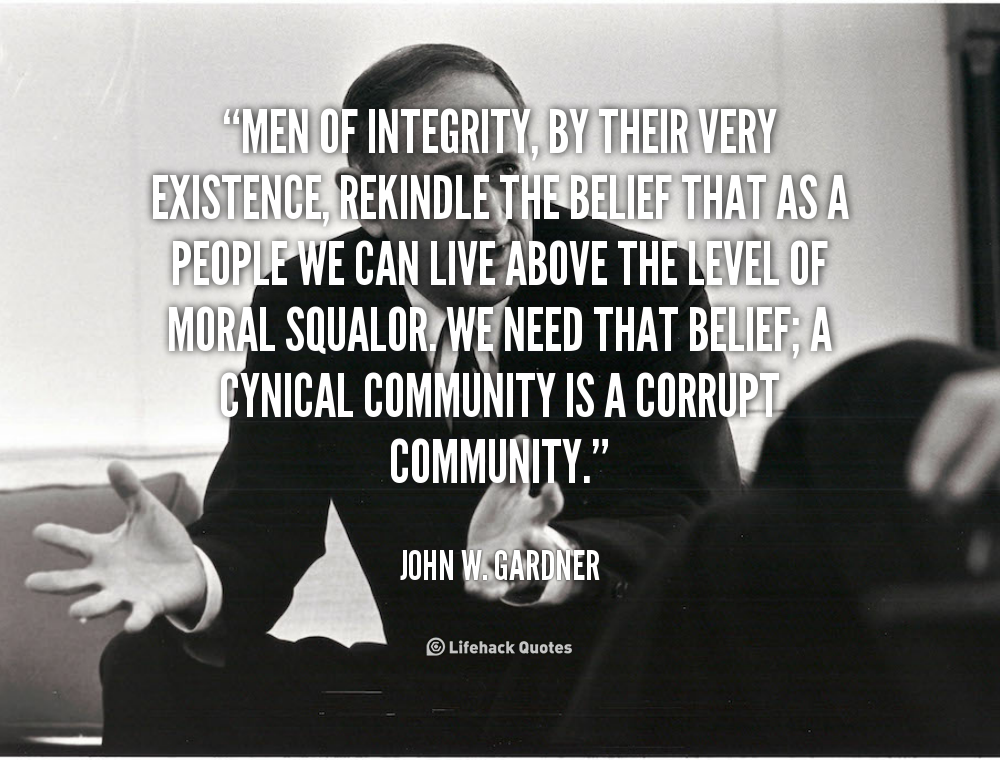 John W. Gardner Quotes. QuotesGram