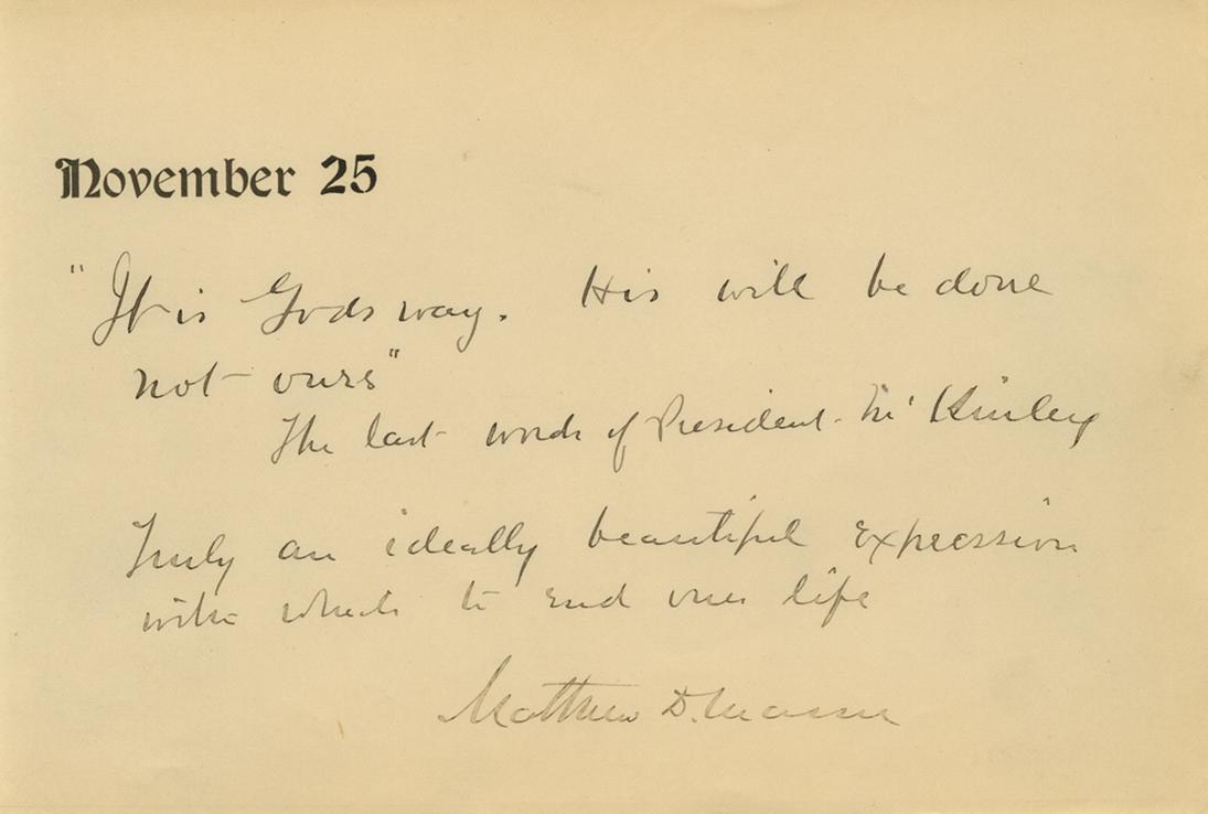 William Mckinley Famous Quotes: William McKinley Quotes. QuotesGram