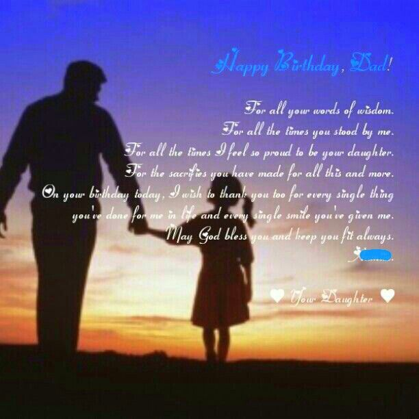 Happy 64 Birthday Quotes: Happy Birthday Dad Quotes. QuotesGram