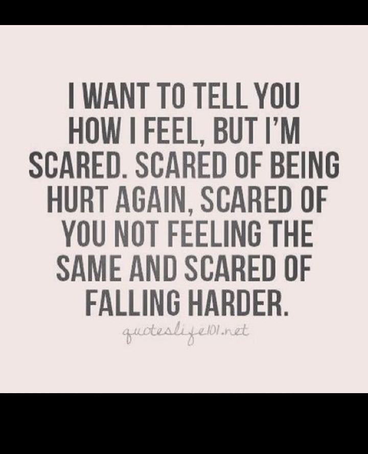 Funny Scared Quotes: Im Scared Quotes. QuotesGram