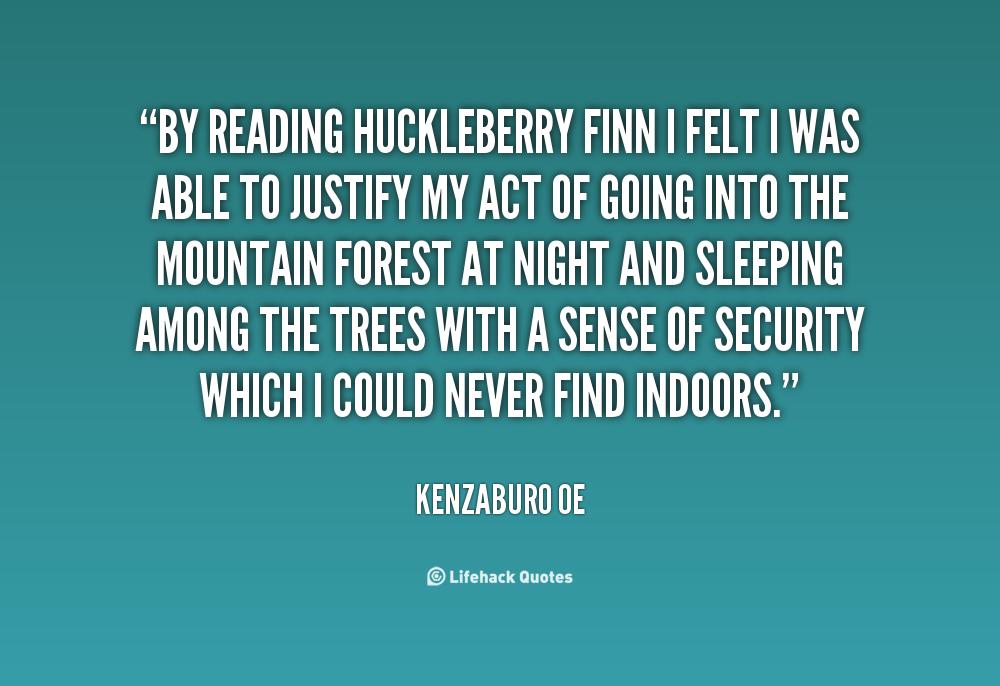 Huckleberry Finn Morality Development Quotes - Huckleberry ... |Conscience Huck Finn Quotes