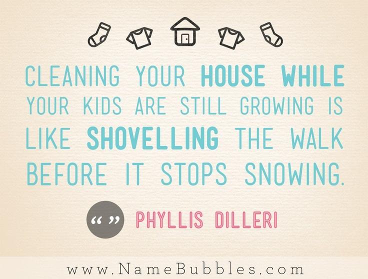 Clean Home Quotes. QuotesGram