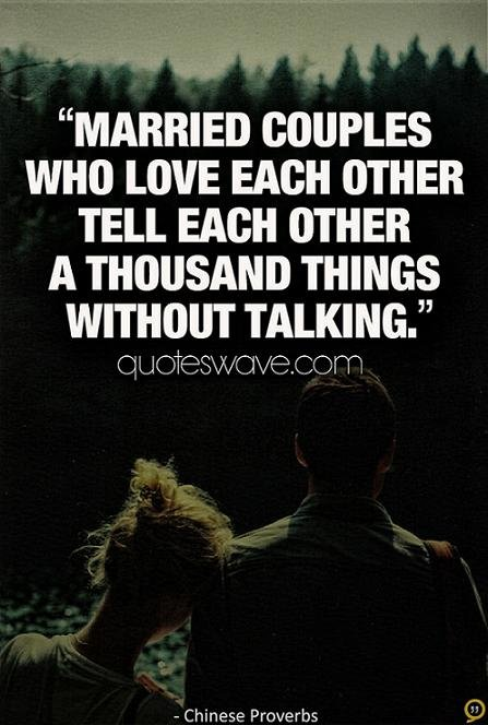 Inspirational Quotes For Married Couples. QuotesGram