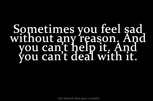 Sad Quotes About Depression: Deep Dark Depression Quotes. QuotesGram