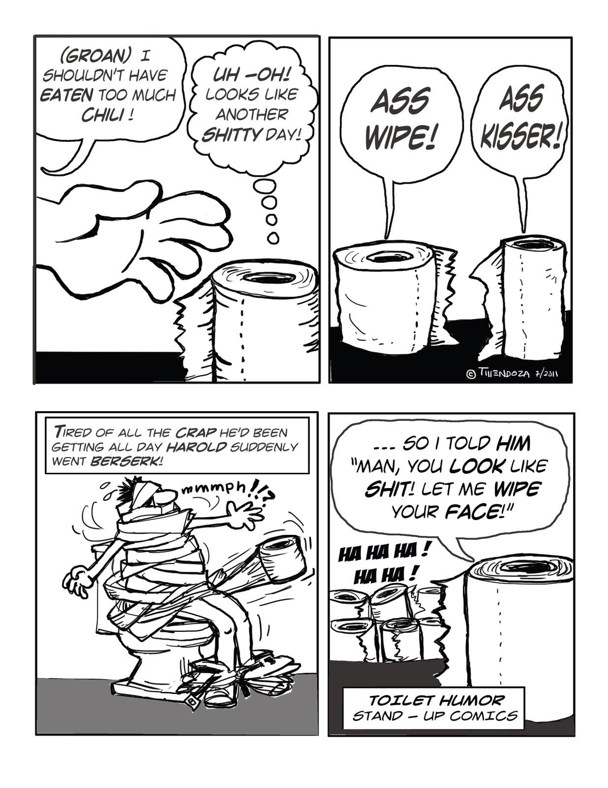 toilet humor paper jokes quotes quotesgram