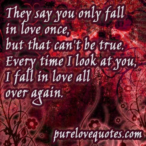 Every Time I Look At You Quotes. QuotesGram