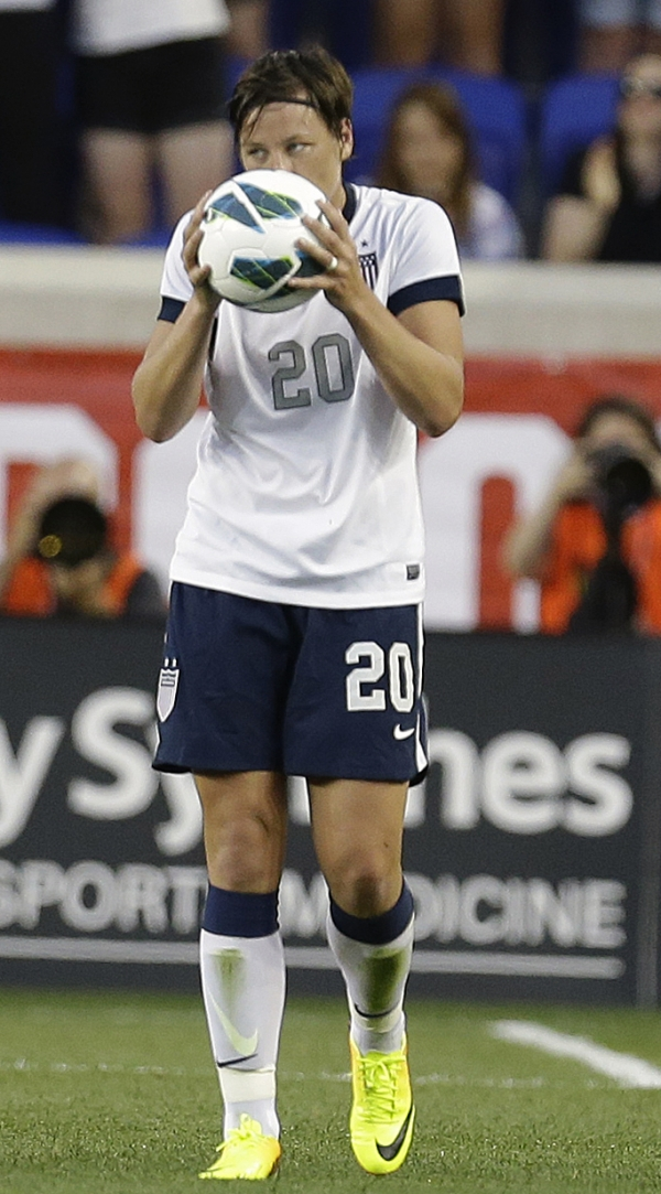 Abby Wambach Quotes Inspirational. QuotesGram