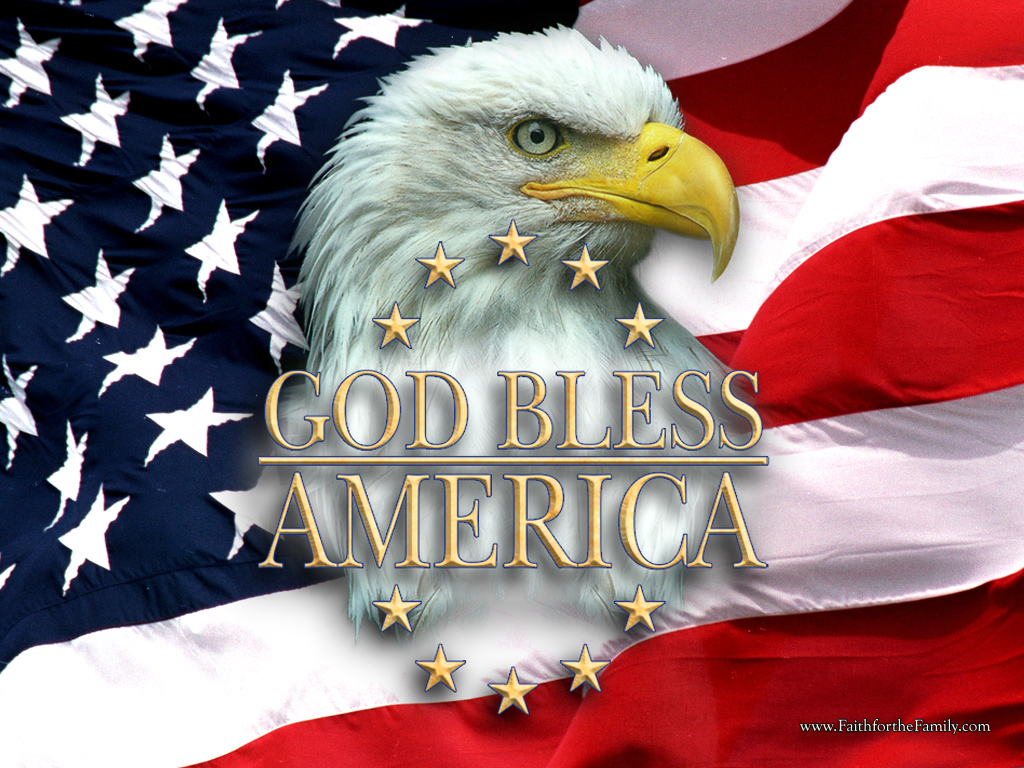Amercian Flag Christian Quotes