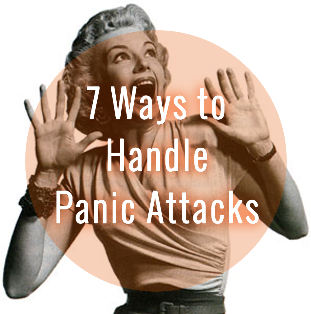 how to help a friend through a panic attack