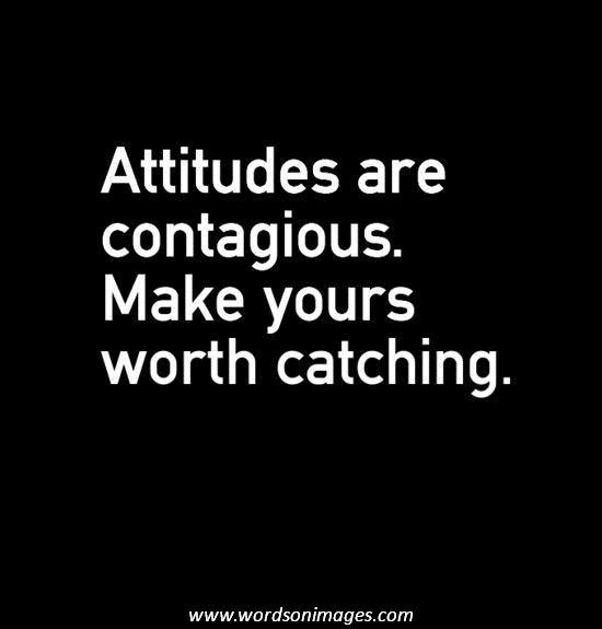 Great Attitude Quote: Famous Quotes About Attitude. QuotesGram