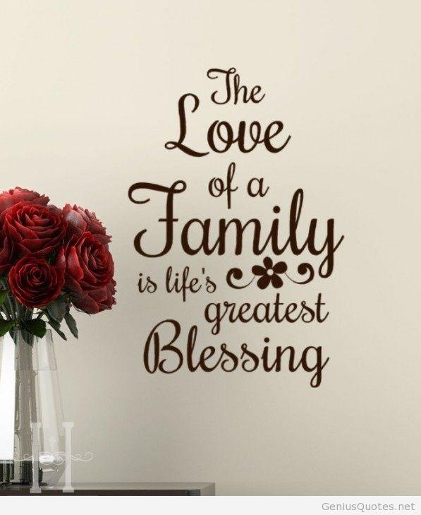 Family Love Quotes For Tattoos Quotesgram: Cute Family Quotes. QuotesGram