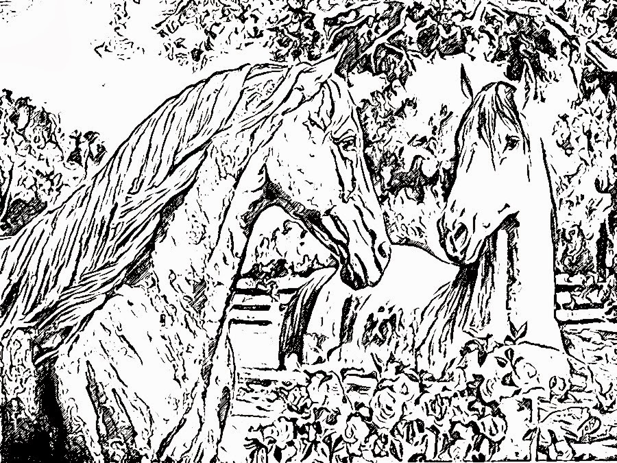 christian western coloring pages - photo#18