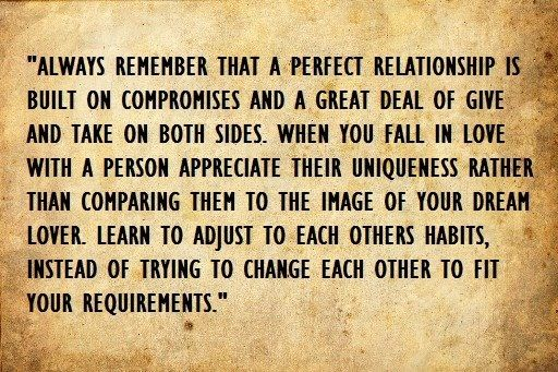 When To Compromise In A Relationship
