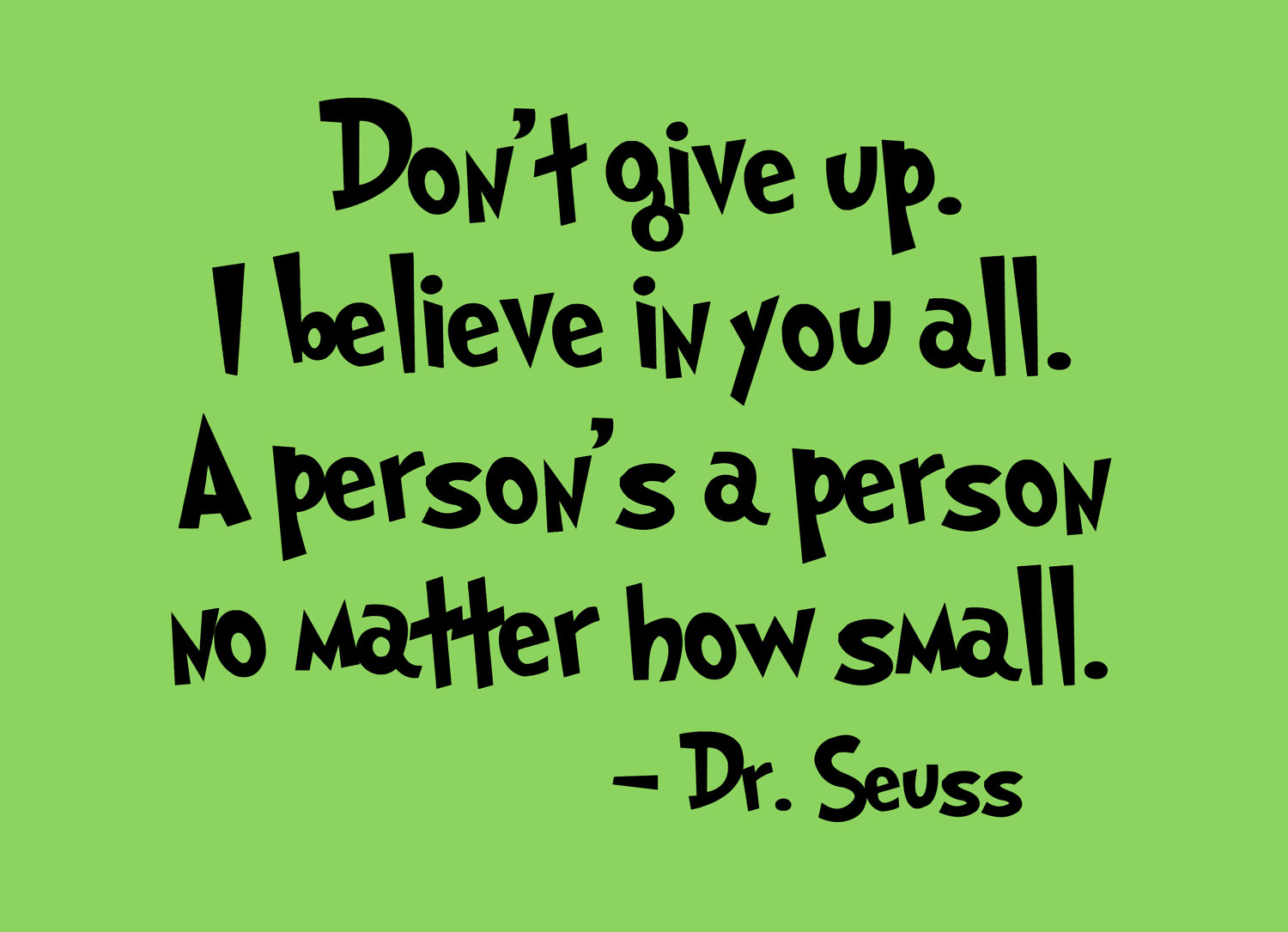 Birthday Quotes For Doctors: Dr Seuss Quotes About Bullying. QuotesGram