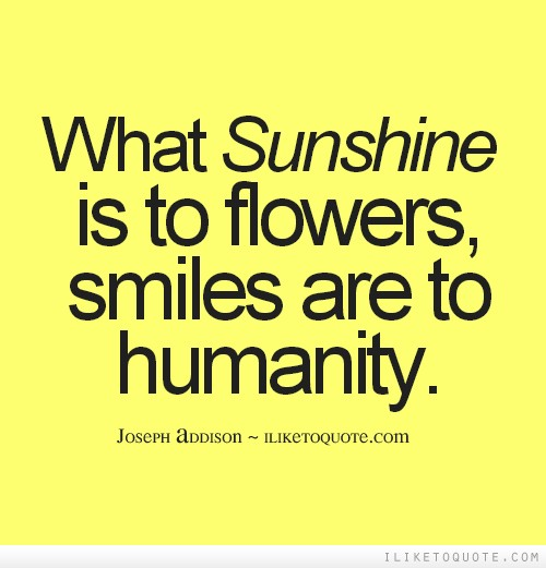 quotes about sunshine - photo #40