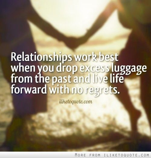 46 Famous No Regret Quotes And Sayings: Quotes About Regrets In Relationships. QuotesGram