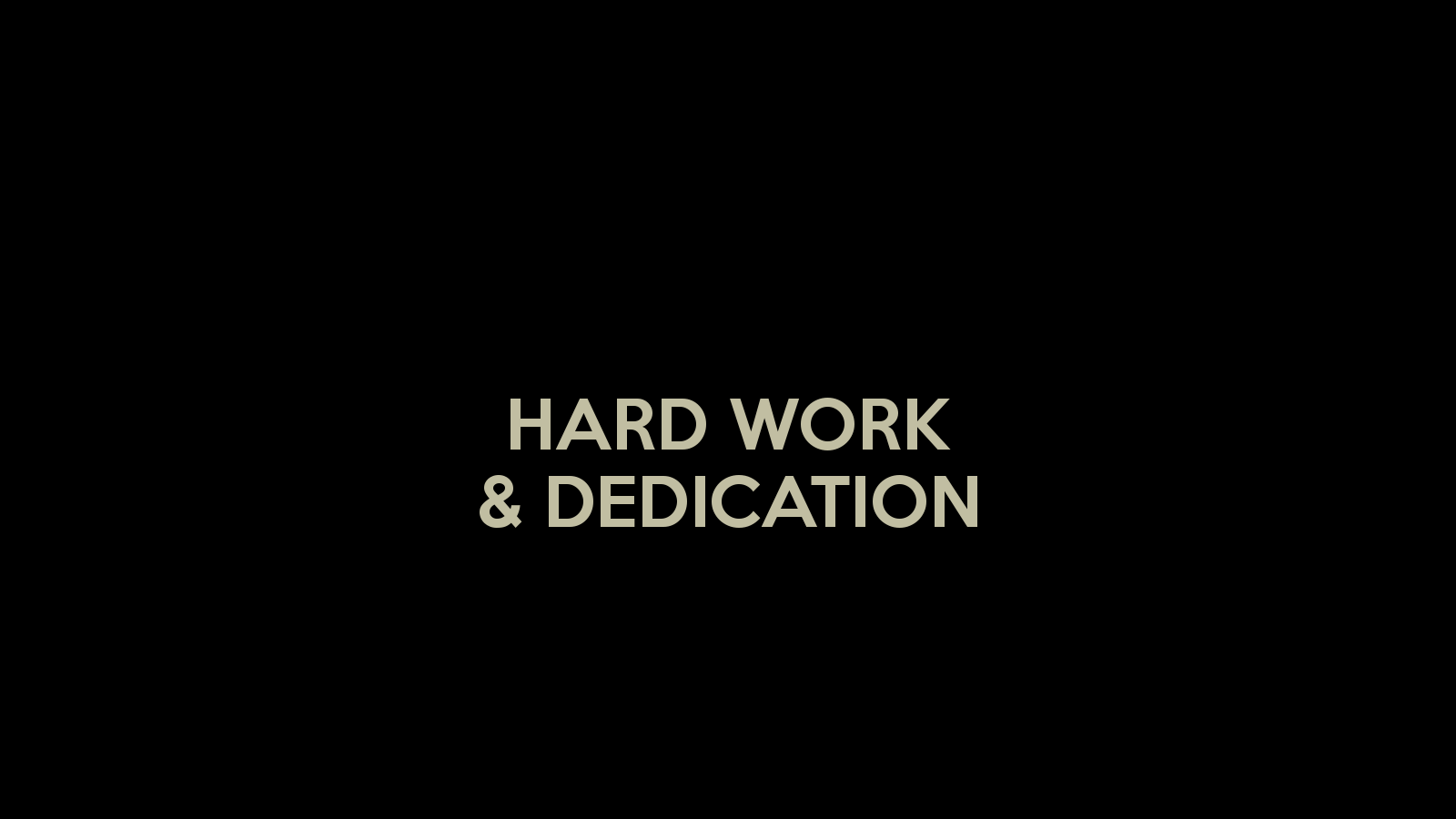 Quotes About Hard Work And Dedication Quotesgram