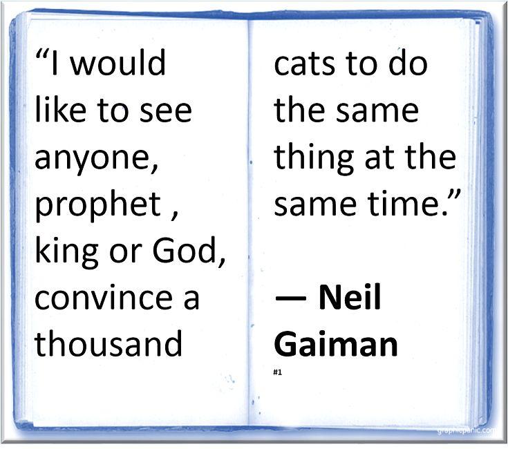 Neil Gaiman New Year Quotes: Neil Gaiman Quotes Goodreads. QuotesGram