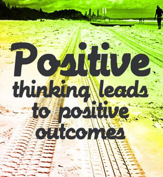 Always Think Positive Quotes. QuotesGram