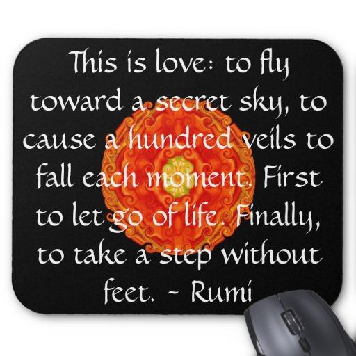 Quotes About Love: Rumi Sufi Quotes. QuotesGram