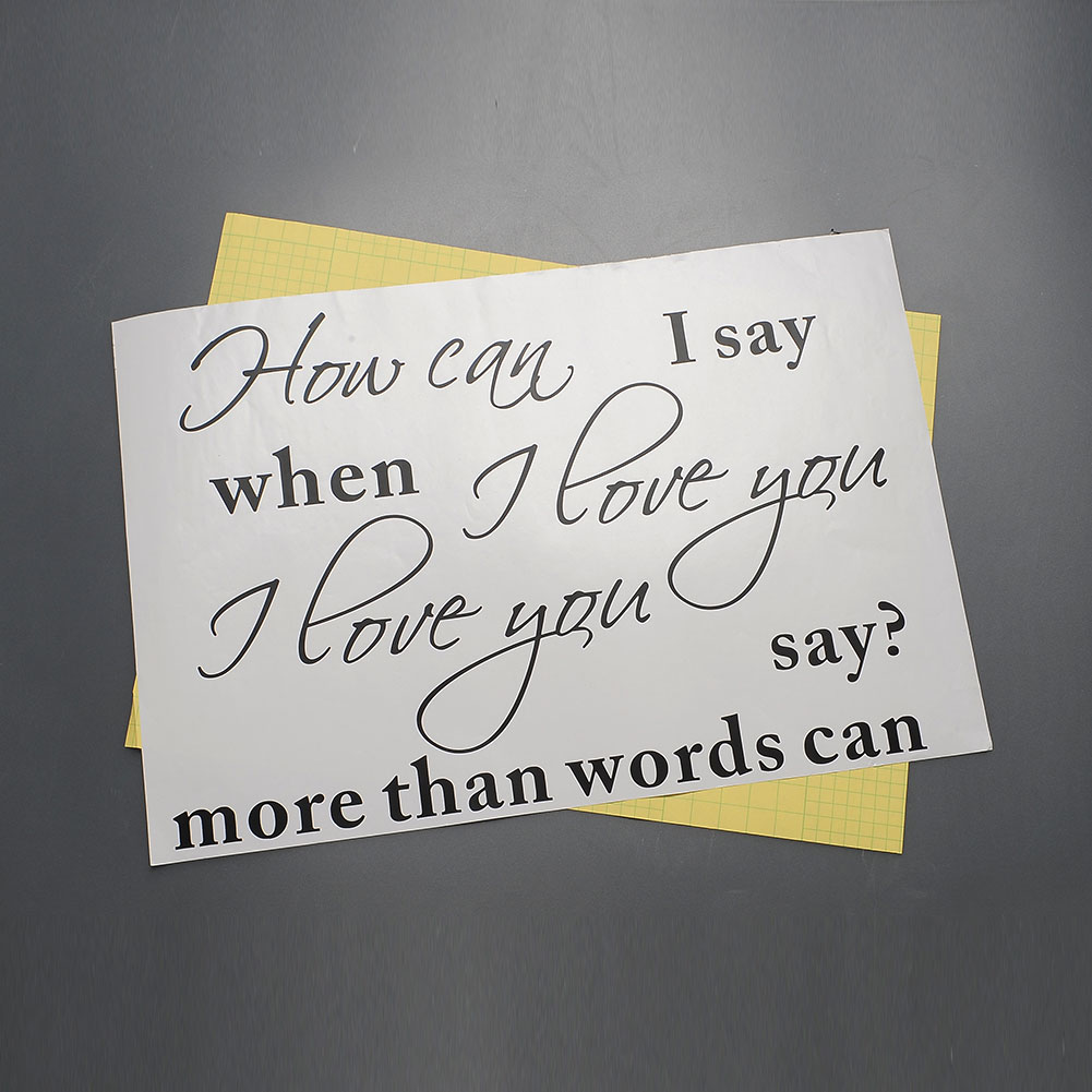 I Love You Quotes: I Love You More Than Words Quotes. QuotesGram