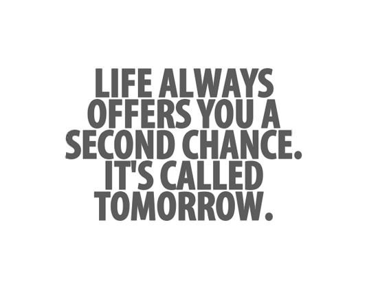 Tomorrow Is A New Day Quotes Quotesgram: Tomorrow Quotes. QuotesGram