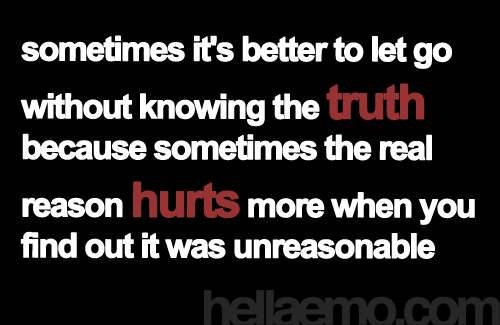 Truth Hurts Dont It Quotes. QuotesGram |Truth Hurts Quotes