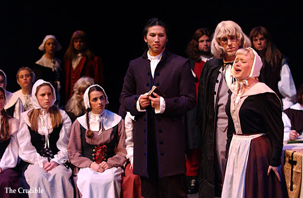 double standards in the play the crucible by arthur miller Toward the end of my students' study of arthur miller's play, the crucible modern witch hunts final writing assessment for arthur the common core standards.
