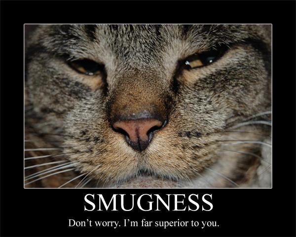 Quotes About Smugness. QuotesGram