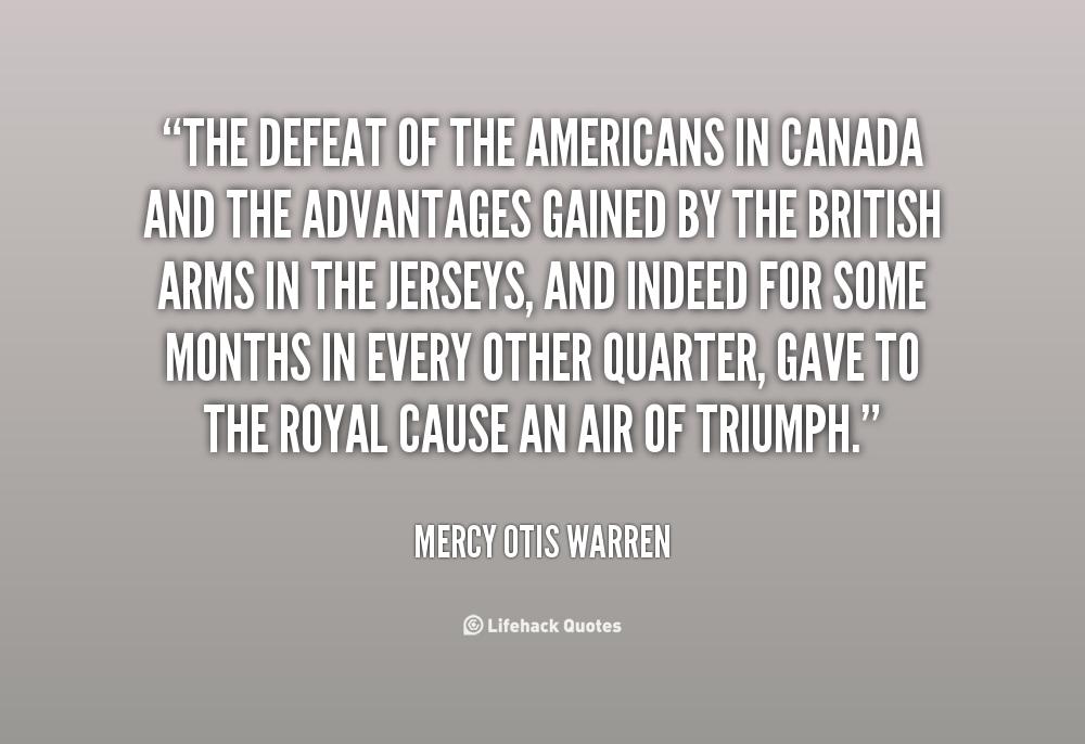 Mercy Otis Warren Famous Quotes. QuotesGram