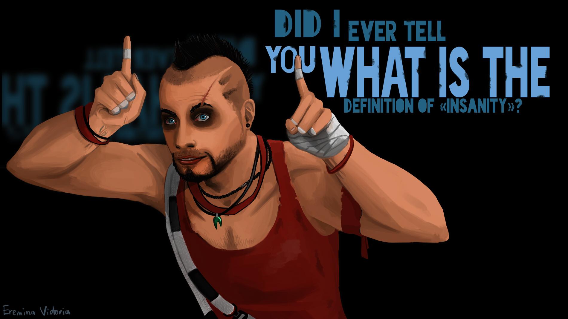 Far Cry Vaas Quotes Quotesgram
