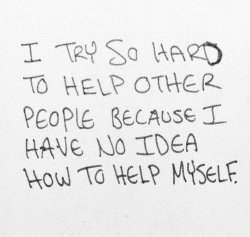 Sad Quotes About Depression: Quotes To Help Depressed People. QuotesGram
