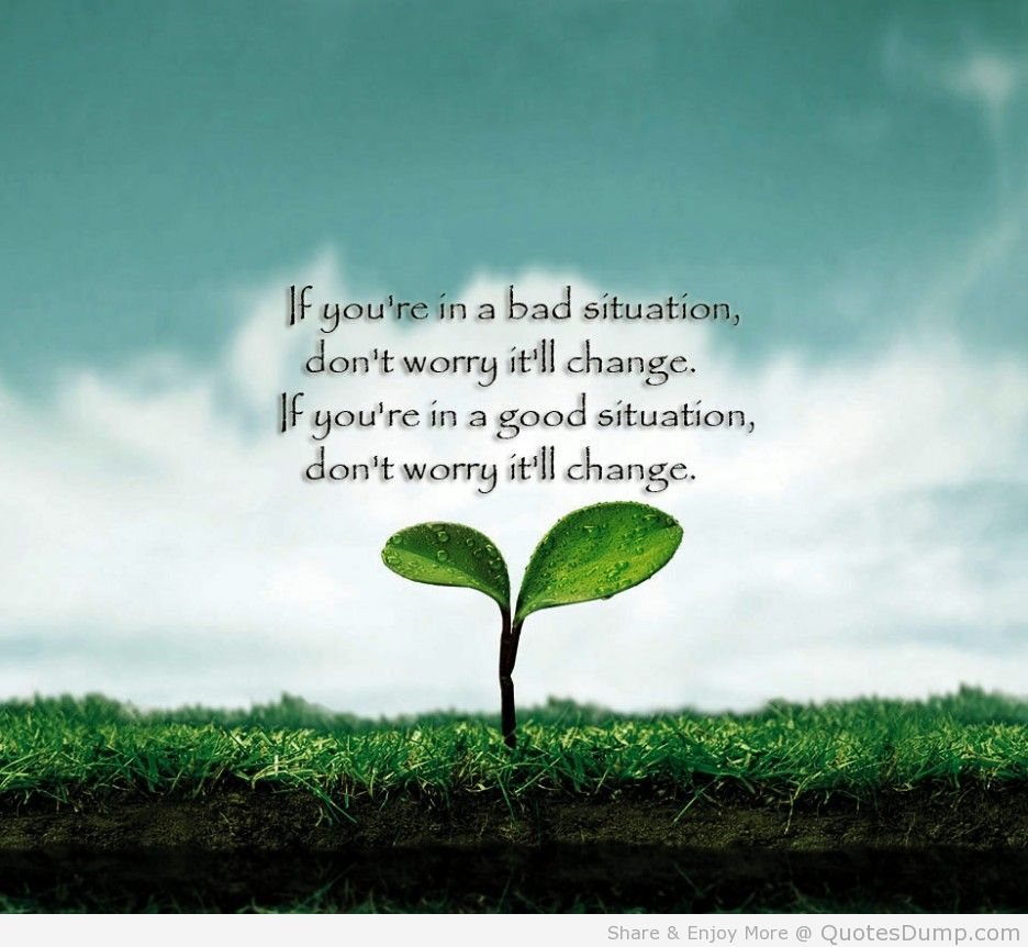 Motivational Quotes About Life Changes: Life Changing Quotes And Sayings. QuotesGram