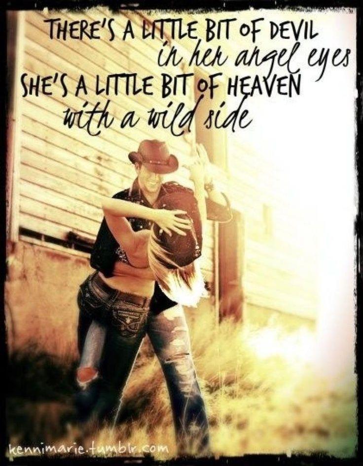 Cute Country Lyric Quotes Quotesgram