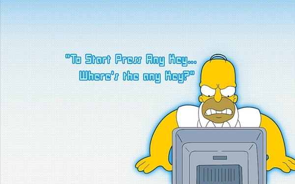 homer simpson funny wallpaper - photo #23
