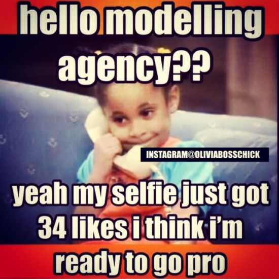 memes meme funny olivia quotes modeling funniest instagram kendall cosby nowaygirl selfie quotesgram too