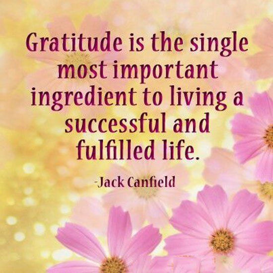 Best Thanks Quotes: Gratitude Quotes By Famous People. QuotesGram
