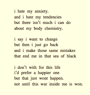Depression/Self Harm/Suicide quotes and poems - Reality is ... |Self Harm Poems Quotes