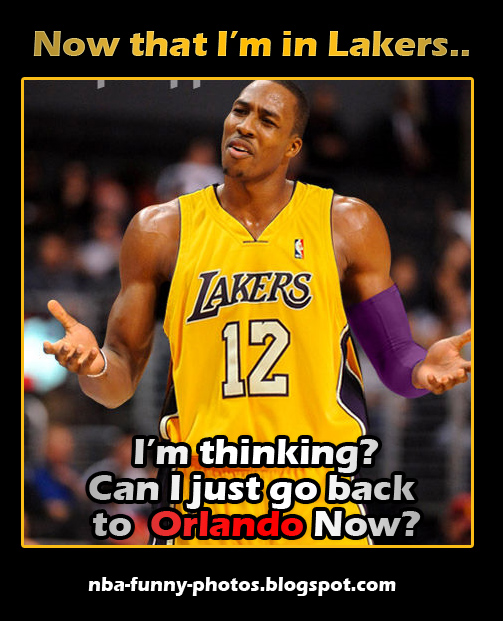 Funny Pictures Of Nba Players With Quotes: Lakers Funny Quotes. QuotesGram