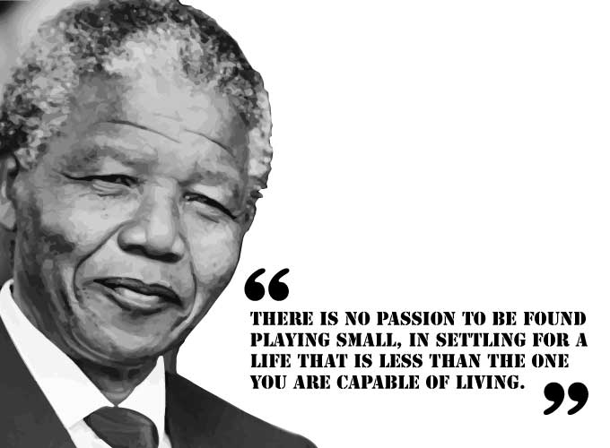 quotes about poverty nelson mandela quotesgram