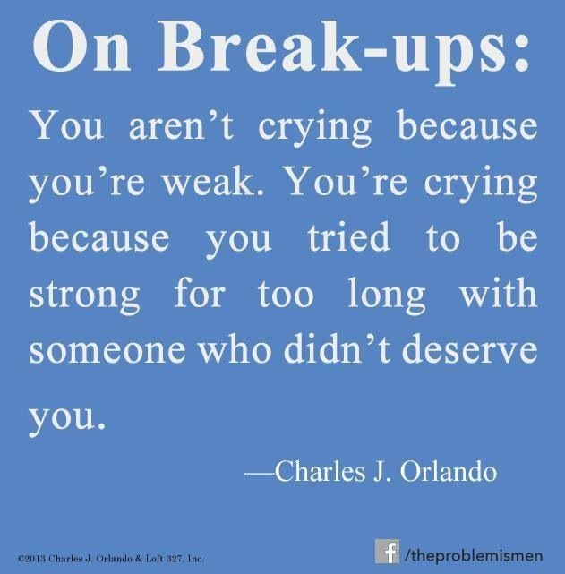 Quotes To Help Someone Get Over A Breakup: Strong Boyfriend Break Up Quotes. QuotesGram