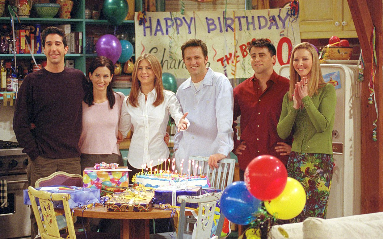 essays about friends tv show Tv shows tv shows a to c tv shows d to g tv a major criticism about friends centred on the show's use of sexually charged themes in.