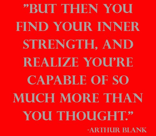 Humor Inspirational Quotes: Inspirational Quotes On Inner Strength. QuotesGram