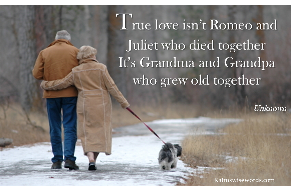 Getting Old Together Quotes: Growing Older And Wiser Quotes. QuotesGram