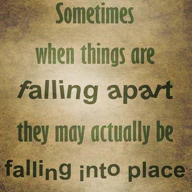 When Things Fall Apart Quotes. QuotesGram Things Fall Apart Quotes