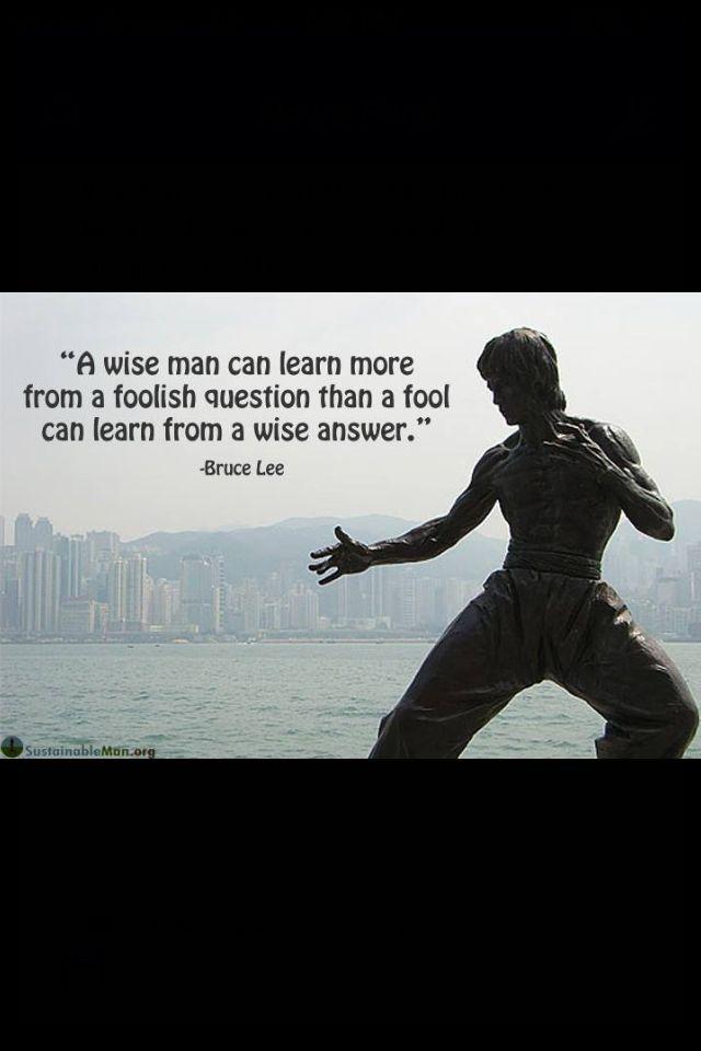 bruce lee wisdom quotes  quotesgram