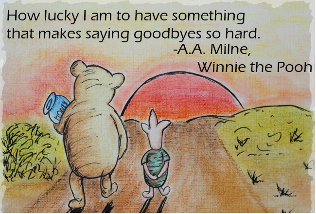 Image result for not good bye but see you later images