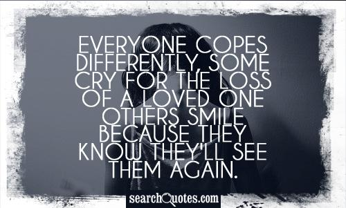 Missing Loved Ones Who Have Died Quotes: Missing A Loved One Who Died Quotes. QuotesGram