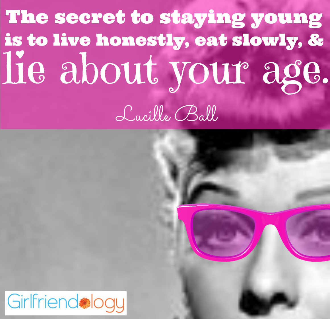 Lucille Ball Quotes Funny Birthday Quotes For Women Quotesgram