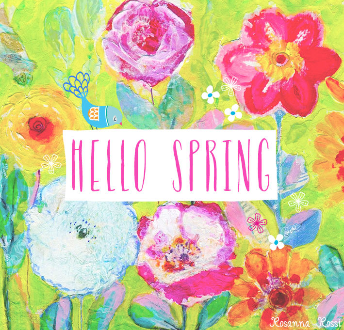 Inspirational Quotes About Positive: Hello Spring Quotes. QuotesGram
